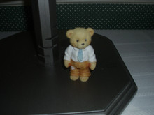 CHERISHED TEDDIES-OUR CHERISHED FAMILY- OLDER SON FIGURINE