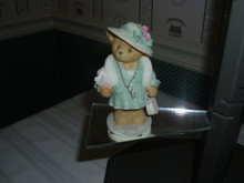 CHERISHED TEDDIES -1997 CLUB MEMBERS ONLY FIGURINE- ELEANOR P BEARY