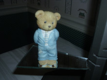 CHERISHED TEDDIES-OUR CHERISHED FAMILY-FATHER FIGURINE