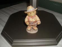 CHERISHED TEDDIES-FIGURINE-ROY-COWBOY WITH ROPE