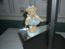 CHERISHED TEDDIES-GIRL CIRCUS PERFORMER FIGURINE