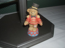 CHERISHED TEDDIES CIRCUS SERIES FIGURINE -RING MASTER