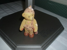 CHERISHED TEDDIES HALLOWEEN FIGURINE- CAVEMAN COSTUME
