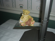 CHERISHED TEDDIES FIGURINE- LILY