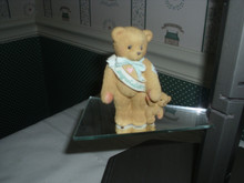CHERISHED TEDDIES CONGRATULATIONS FIGURINE