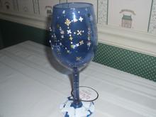 ENESCO-LOLITA WINE GLASS- DREAM