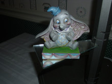 "DISNEY TRADITIONS-JIM SHORE 3"" FIGURINE- DUMBO- ""BABY MINE""--NEW IN BOX"