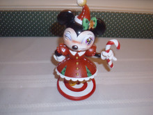 WORLD OF MISS MINDY-DISNEY CHRISTMAS MINNIE MOUSE- NEW IN BOX