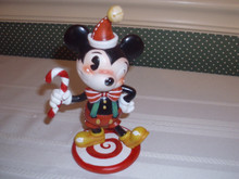 WORLD OF MISS MINDY-DISNEY-CHRISTMAS MICKEY MOUSE- NEW IN BOX