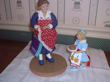 POSSIBLE DREAMS- YEAR 2000 CLOTHIQUE FIGURINE- WARM HEARTS-NEW IN BOX