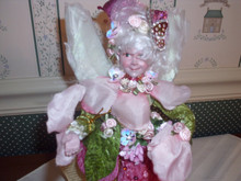MARK ROBERTS 2019 SMALL SCENT OF FLOWERS FAIRY-NEW IN BOX