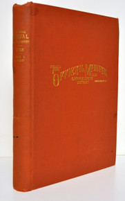 Rare Mining Book: Hills, Fred; The Official Manual of the Cripple Creek District Colorado, USA. Colorado Springs, Published by Fred Hills, E.M., 1900.