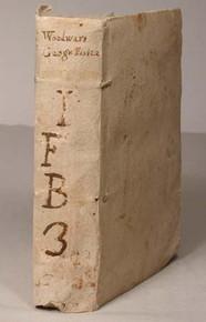 Rare geology book by Woodward, John; Geographis Fisica; ovvero Saggio intorno alla storia Naturale della Terra.