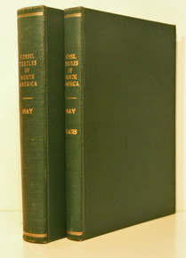 Rare Paleontology Book by Hay, Oliver P.; The Fossil Turtles of North America. Carnegie Institution, 1908.