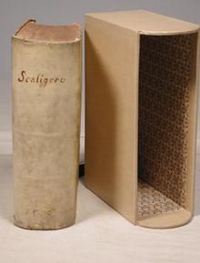 Rare science book by Scaliger, Julius Caesar: Exotericarvm exercitationvm liber qvintvs decimvs, de svbtilitate, ad Hieronymvm Cardanvm.