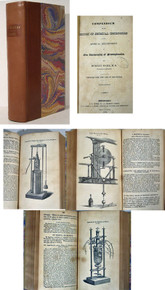 Rare Chemistry Book, Robert Hare; Course of Chemical Instruction, Univ. of Pennsylvania, 1834