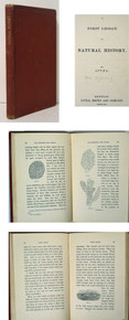 Rare Natural History Book, Agassiz, Elizabeth Cabot Cary, A First lesson in Natural History