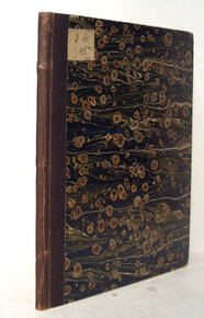 Rare Paleontology Book, Alberti Ritter; Specimen I and 2. Oryctographiae Calenbergicae Sive Rervm Fossilivm