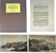Rare Geology Book, Richardson, William; A Letter (addressed to Humphrry Davy) on the Alterations that have taken place in the Structure of Rocks, on the Surface of the Basaltic Country in the Counties of Derry and Antrim, 1808.