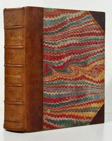 Rare Botany work:  Johann Jakob Scheuchzer; Agrostographia sive Graminum, Juncorum, Cyperorum, Cyperoidum, iisque affinium Historia. 1719