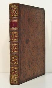 Rare Science Book: d'Alembert, Jean le Rond; Trait de dynamique...1758
