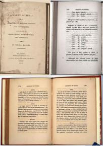 Rare Travel Book: MacGill, Thomas; An Account of Tunis....1811.