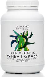 Synergy Wheat Grass 1kg Organic