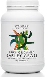 Synergy Barley Grass Powder 1kg Organic