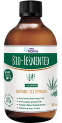 Blooms Bio Fermented Hemp 500ml