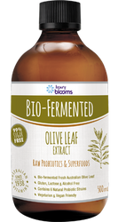 Blooms Bio-Fermented Olive Leaf Extract 500ml