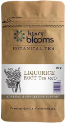 Blooms Liquorice Root Cut Herbal Tea 100g x 2 Pack