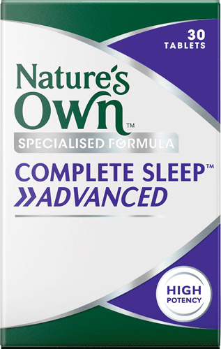 Nature's Own Complete Sleep Advanced 30 Tabs