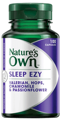 Nature's Own Sleep Ezy 100 Caps