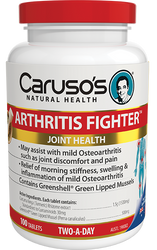Caruso's Natural Health Arthritis Fighter 100 Tabs