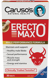 Caruso's Natural Health ErectoMax 30 Tabs