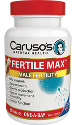 Caruso's Natural Health Fertile Max 60 Tabs