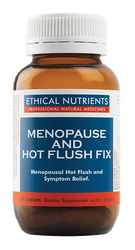 Ethical Nutrients Menopause and Hot Flush Fix 60 Tabs