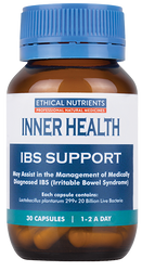 Ethical Nutrients IBS Support 30 Caps