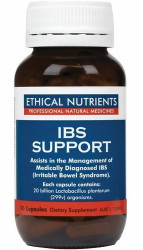 Ethical Nutrients IBS Support 90 Caps