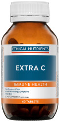 Ethical Nutrients Extra C 60 Tabs