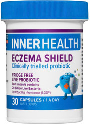 Ethical Nutrients Inner Health Eczema Shield 30 Caps