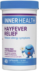 Ethical Nutrients Inner Health Hayfever Relief 40 Caps