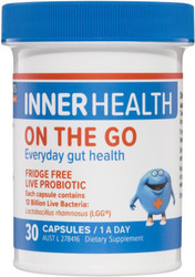 Ethical Nutrients Inner Health On The Go 30 Caps
