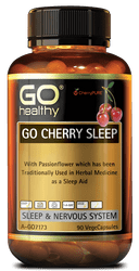 GO Healthy Cherry Sleep 90 Caps