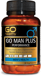 GO Healthy Man Plus Performance 60 Caps