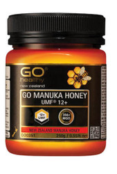 GO Healthy Manuka Honey UMF 12+ 250g