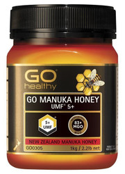 GO Healthy Manuka Honey UMF 5+ 1kg