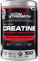 VitalStrength 100% Pure Creatine 450g