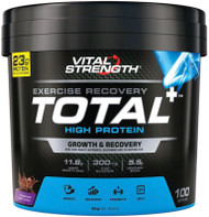 VitalStrength Total + High Protein 3kg Chocolate Blast