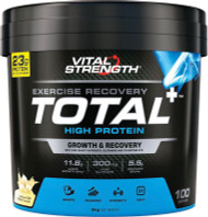 VitalStrength Total+ High Protein 3kg Vanilla Ice Cream